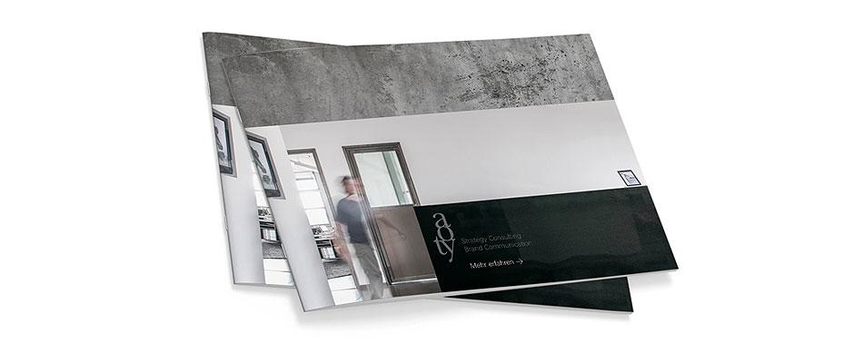 Aoty-Imagebroschüre